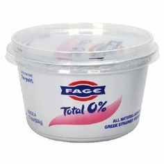 FAGE Total Strained Greek Yogurt is an extraordinary source of nutrition. Pasta Nutrition, Broccoli Nutrition, Cheese Nutrition, Nutrition Bars, Nutrition Guide, Best Greek Yogurt, Nonfat Greek Yogurt, Greek Yogurt Brands, Plain Greek Yogurt