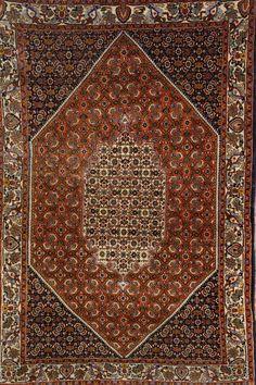 Bijar, Persia, circa 30 years old, wool/cotton, approx. 167 x 115 cm