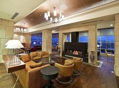 Omer Kobal Mimarlık Hilton - Kapadokya Lobby