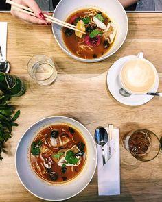 Niestety nie jest to jeszcze barszcz wigilijny  #niebarszcz #niechristmas #food #foodporn #warsaw #friends #coffee #asian #zaraz #dodomu by @sebabryks - more recipes at www.tomcooks.com