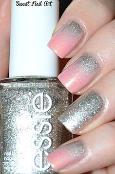 I love this nail design and Essie nail Polish is my favorite brand of nail polish it's amazing