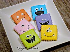 SugarBliss Cookies: SugarBliss Monsters