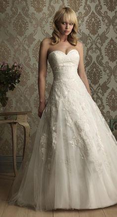 Allure Bridal 8858 | Terry Costa
