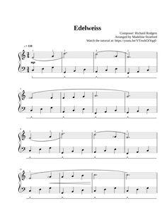 Beginner Violin Sheet Music, Easy Piano Sheet Music, Violin Music, Free Sheet Music, Christmas Piano Sheet Music, Dulcimer Music, Free Piano Sheets, Music Writing, Music