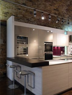 Poggenpohl Kitchen Showroom - Journal - The Kitchen Designer