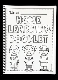 This packet contains 3 weeks worth of homeschool worksheets and activities for kindergarten students Homeschool Worksheets, Kindergarten Math Worksheets, Phonics Worksheets, Preschool Learning Activities, Homeschool Kindergarten, Home Learning, Worksheets For Kids, Lkg Worksheets, Reading Worksheets