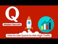 In this video, We will give you a Guide on how you can get traffic from Quora. What Is Quora and How To Use Quora Effectively? About quora questions and answ. Computer Science, Tutorial, Video, Being Used, The Secret, How To Get, Student, This Or That Questions, Education