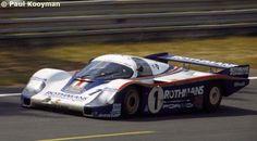 Porsche956#002 Le Mans 1982