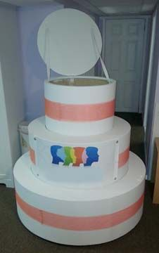 Pop Out Cakes Jump Out World Largest Popout Cakes Biggest Cakes