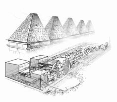 Reconstruction of the structure exposed by Clermont-Ganneau. http://www.israelandyou.com/maccabean-graves/