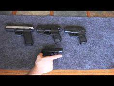 Ruger SR9 vs SR9c vs LC9 vs LCP - YouTube
