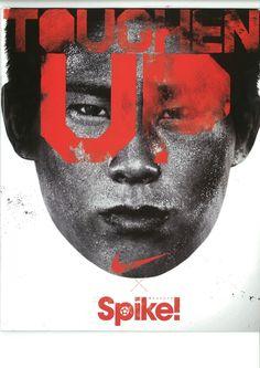 Nike Football Spike Magazine