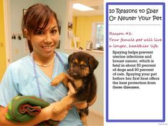 Reason 1 to #spay/neuter