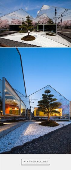 Mirrors  / bandesign | ArchDaily - created via http://pinthemall.net