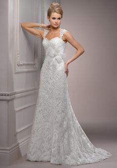 Maggie Sottero Lorie A-Line Wedding Dress