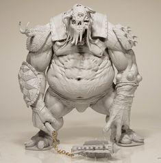 Ogre, Ehren Bienert on ArtStation at https://www.artstation.com/artwork/ogre-bb5fbdd5-9697-48e7-b03d-f6dc9ddca640
