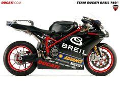 """Ducati Superbike 749R """"Breil"""" (2004) - 2ri.de"""