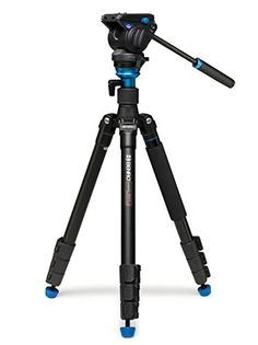 Benro Aero 4 Travel Angel Video Tripod Kit A2883FS4 -- Check this awesome product by going to the link at the image.