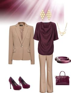 """""""Work Outfit"""" by christen426 on Polyvore"""