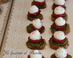 Le leccornie di Danita: FINGER FOOD
