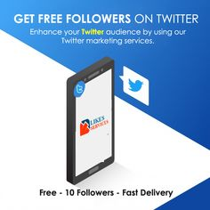 Free Followers, Twitter Followers, Get Instagram, News Media, Best Sites, Delivery, Social Media, Technology, Marketing
