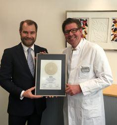 Herzlich Willkommen! PRIMO MEDICO begrüßt Dr. med. Matthias Schlensak vom Adipositaszentrum Düsseldorf