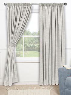 Smooth Sisal Salta Curtains From Curtains 2go