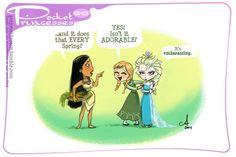 pocket princesses | Pocket Princesses's photo.