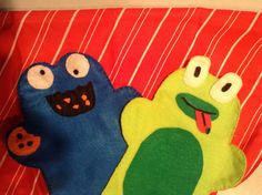 Felt puppets Please like my FB page at Little Blessings Gifts