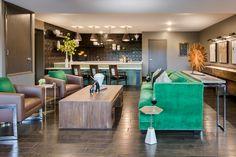 Senior Living Designed by Faulkner Design Group  #cafe #lounge #luxury #faulknerdesigngroup #interiordesign #seniorliving