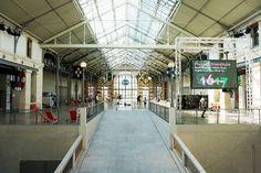 Le 104 Paris blog un petit pois sur dix