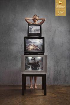 Photographer Anna Radchenko - Melancholy Rooms - EDITORIAL - Photo Essay / Feature Story - Gold - ONE EYELAND PHOTOGRAPHY AWARDS 2014