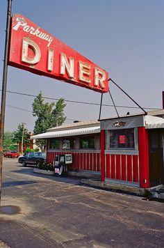 Parkway Diner Vermont