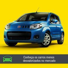 O Fiat Uno é um dos veículos com menor desvalorização no mercado. Quer saber quais são os outros modelos? Acesse nossa matéria e descubra: https://www.consorciodeautomoveis.com.br/noticias/os-carros-com-menor-desvalorizacao-no-mercado?idcampanha=206&utm_source=Pinterest&utm_medium=Perfil&utm_campaign=redessociais