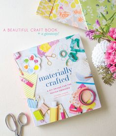 materially crafted book giveaway!
