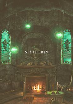 Pottermore Slytherin Common Room                                                                                                                                                                                 More
