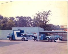 Platt and Payne Car Hauler