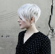 just short haircuts, nothing else. If you're thinking of getting an undercut, sidecut, pixie, or any... N