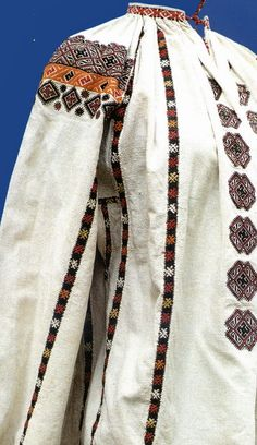Podolie region. Collection Ukrainian clothes Odessa Museum of Local History.