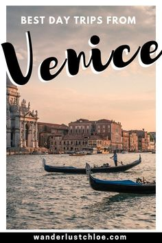 Best Day Trips From Venice - From the beauty of Verona, to wine tasting trips and island hopping to Burano and Murano, these are the best day trips from Venice, Italy.  #venice #venicedaytrip #verona #murano #burano #venetian #prosecco #gondola #daytrip