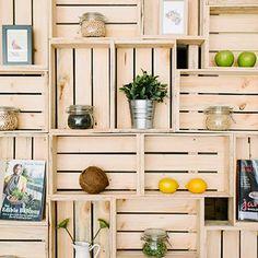 In 5 semplici mosse puoi riciclare una cassetta di legno per farne un mobile