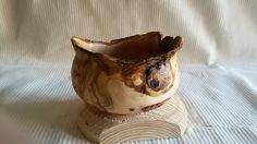 Ciotola in legno di olivo