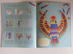 Activités créatives pour explorer l'Egypte - Ressources pour s'amuser ensemble