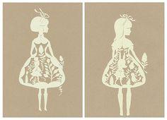 Exif | paper cut art | Flickr - Photo Sharing!