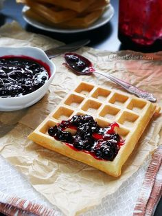 Waffles, Food And Drink, Sweets, Cookies, Recipe Source, Breakfast, Recipes, Backgrounds, Thermomix