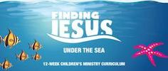 Finding Jesus Children's Ministry Curriculum