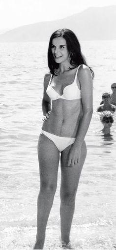 Έλενα Ναθαναήλ Swimsuits, Bikinis, Swimwear, Iconic Women, Sexy Bikini, My Girl, Tv, Beautiful People, Pin Up
