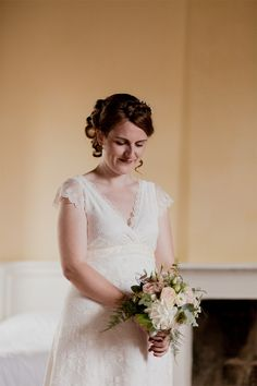 Le mariage de Marine et David  en Normandie   Photographe : Camille Collin   Donne-moi ta main - Blog mariage  #RobeDeMariée #WeddingDress #mariée #bride #Bridal #mariage #wedding #Normandie #France