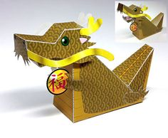 New Years paper craft, so making this.