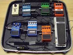 Your Effects Pedalboard * Pics * [Archive] - Guitar Discussion ...